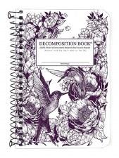 Michael Roger: Hummingbirds Small Notebook