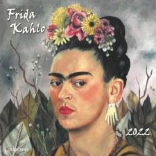 Frida Kahlo: 2022 Wall Calendar