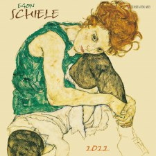 Egon Schiele: 2022 Wall Calendar
