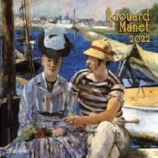 Édouard Manet: 2022 Wall Calendar