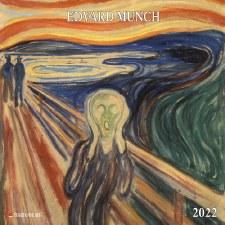 Edvard Munch: 2022 Wall Calendar