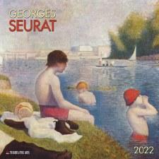 Georges Seurat: 2022 Wall Calendar