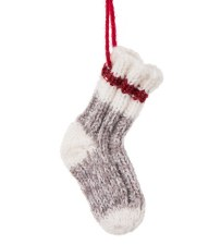 Ornament - Cozy Wool Sock