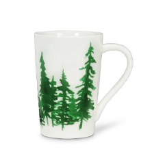 Evergreen Forest Mug