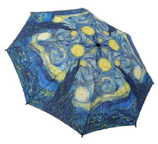 Vincent Van Gogh: Starry Night Umbrella