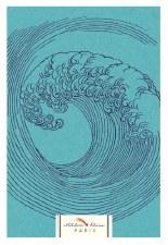 Les Vagues - Japanese Waves of Yusan Mori (1780-1851)