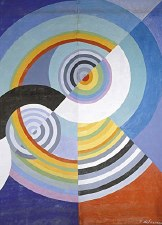 Robert Delaunay: Rhythm #3 Sketchbook