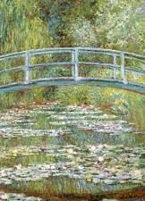 Claude Monet: Bridge Sketchbook