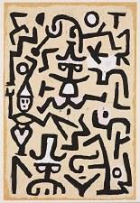 Paul Klee: Comediens Sketchbook