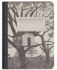 Michael Roger: Treehouse Large Notebook