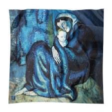 Pablo Picasso: Mother & Child Silk Scarf