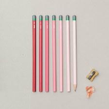 Gradient Sketching Pencils - Rose Set