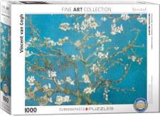 Vincent Van Gogh: Almond Branches Puzzle