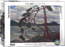 Tom Thomson:The West Wind Puzzle