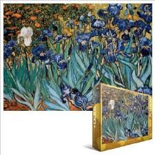 Vincent Van Gogh: Irises Puzzle