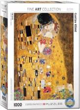 Gustave Klimt: The Kizz Puzzle