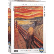 Edvard Munch: The Scream Puzzle