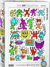 Keith Haring: Graphic Puzzle