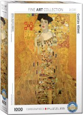 Gustav Klimt: Adele Bloch-Bauer Puzzle