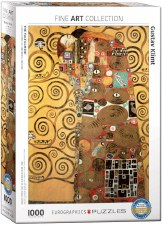 Gustav Klimt:The Fulfillment Puzzle