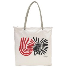 Kenojuak Ashevak: Enchanted Owl Tote