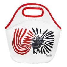 Kenojuak Ashevak: Enchanted Owl Insulated Lunch Bag