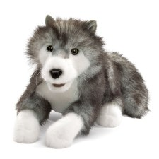 Puppet: Timber Wolf