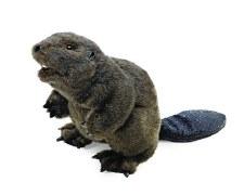 Hand Puppet: Beaver