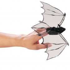 Finger Puppet - Bat
