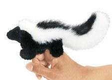 Finger Puppet - Skunk