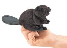 Finger Puppet - Beaver