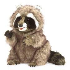 Hand Puppet: Raccoon