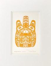 Bill Reid: Haida Beaver Ttsaang