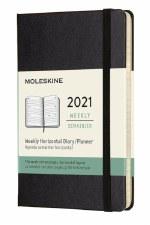 Moleskine 12 Month 2021 Weekly Planner