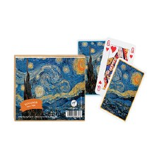 Vincent Van Gogh: Starry Night Playing Cards