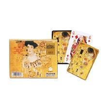 Gustave Klimt : Adele Playing Cards