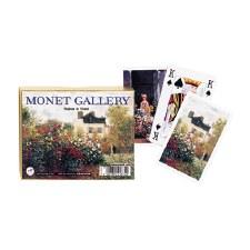 Claude Monet : Maison De Monet Playing Cards