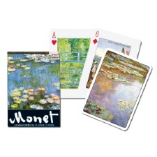 Claude Monet: Playing Cards