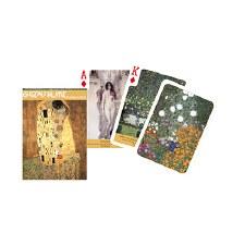 Gustav Klimt: Playing Cards