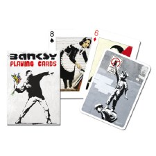 Banksy: Playing Cards