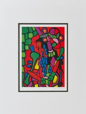 Norval Morrisseau: Great Mother