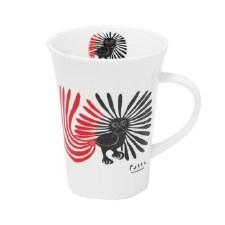 Kenojuak Ashevak: Enchanted Owl Porcelain Mug