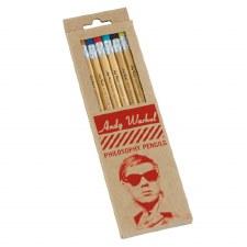 Andy Warhol Philosophy Pencil Set