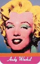 Andy Warhol Marilyn Mini Notebook