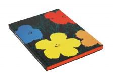Andy Warhol Flowers Journal