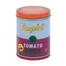 Andy Warhol Soup Can Red Violet 300 Piece Tin Puzzle