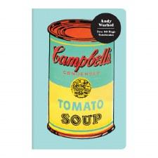Andy Warhol Mini Notebook Set