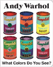 Andy Warhol What Colors Do You See?