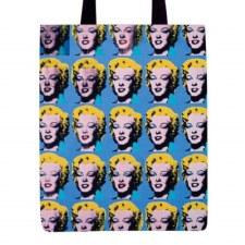 Andy Warhol Marilyn Monroe Canvas Tote Bag