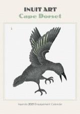 Inuit Art: Cape Dorset Agenda 2021 Engagement Calendar